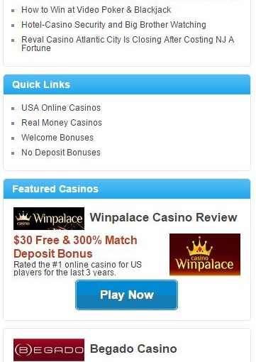 Online Casino Reviews: Tip and Tricks